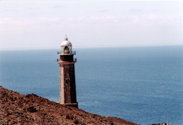 Lighthouse El Hierro